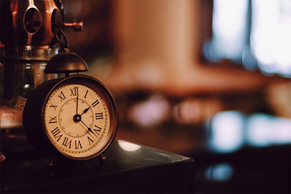 Tempo para todas as coisas