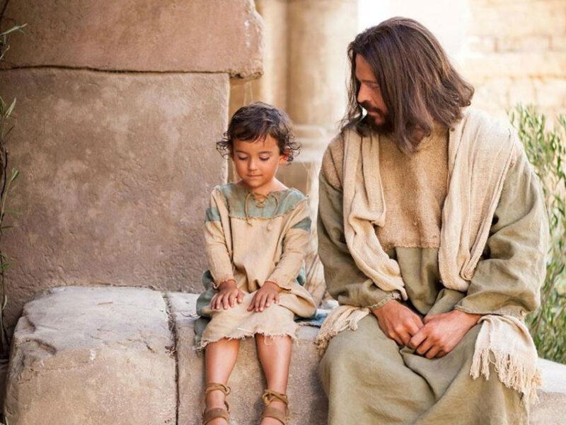 A salvação das crianças e a encarnação de Cristo